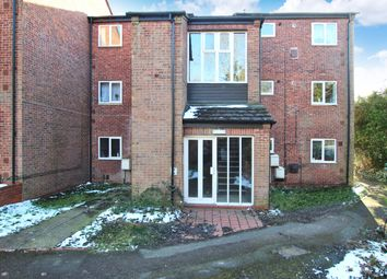 Thumbnail 1 bed flat for sale in Northleach Close, Redditch