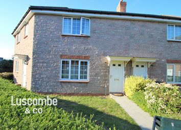 Thumbnail 1 bed flat to rent in Bronllys Grove, Newport