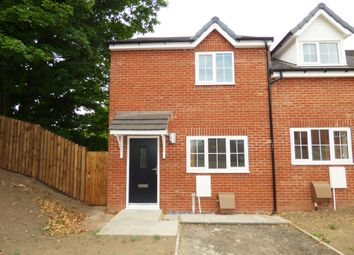 Thumbnail 2 bed end terrace house to rent in Clifton Park Rise, Rotherham