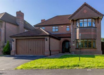 Thumbnail 4 bed detached house for sale in Carbis Avenue, Grimsargh, Preston