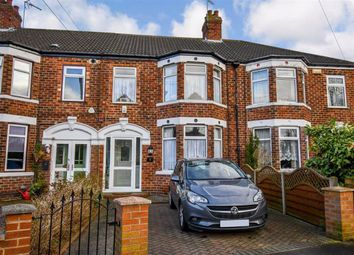 Thumbnail 3 bed terraced house for sale in Huntley Drive, Chanterlands Avenue, Hull