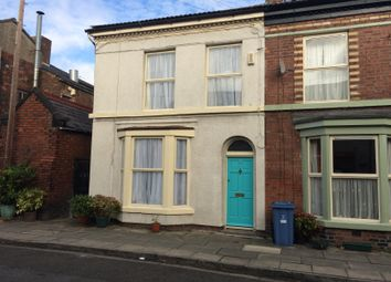 Thumbnail 4 bed end terrace house to rent in Lucerne Street, Off Lark Lane, Liverpool