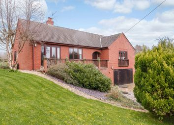 Thumbnail 4 bed detached house for sale in Forden, Welshpool, Powys