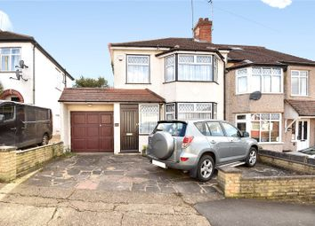 Thumbnail 3 bed semi-detached house for sale in Orchard Close, Ruislip, Middlesex