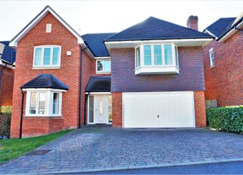 Thumbnail 5 bed detached house for sale in Jubilee Walk, Kings Langley