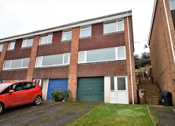 Thumbnail 3 bed end terrace house to rent in Town Park, Crediton, Devon