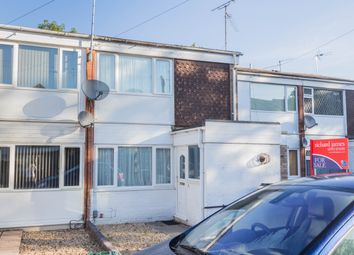 Thumbnail 3 bed terraced house for sale in Ponds Close, Raunds, Wellingborough
