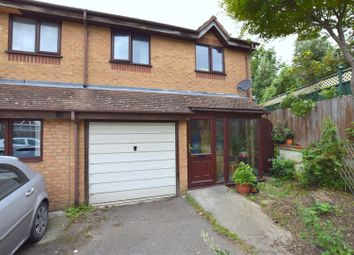 Thumbnail 3 bedroom property for sale in Tom Nolan Close, West Ham, London