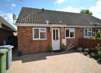 Thumbnail 2 bedroom semi-detached bungalow for sale in Edgefield Close, Old Catton, Norwich