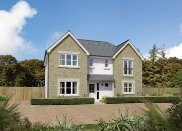 "Thumbnail 5 bed detached house for sale in ""Laurieston"" at Hunter's Meadow, 2 Tipperwhy Road, Auchterarder"