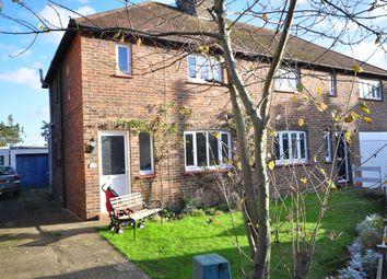 Thumbnail 3 bed semi-detached house to rent in Uridge Crescent, Tonbridge