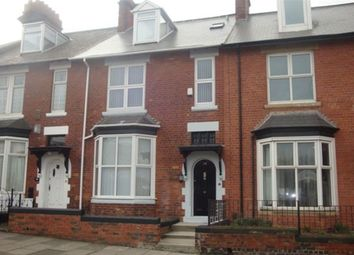 Thumbnail 4 bed terraced house to rent in Laygate, South Shields