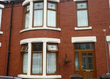 Thumbnail 3 bedroom terraced house to rent in Bishop Road, Wallasey