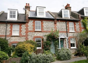 Thumbnail 2 bed terraced house for sale in Court Ord Cottages, Meadow Close, Rottingdean, Brighton