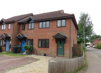 Thumbnail 3 bed end terrace house to rent in Margaret Reeve Close, Wymondham