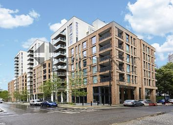 Thumbnail 1 bed flat for sale in North Wharf Road, London