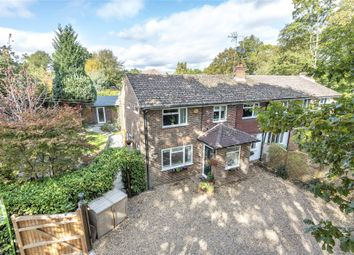 Thumbnail 4 bed semi-detached house for sale in Heath Ride, Finchampstead, Wokingham, Berkshire
