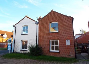 Thumbnail 2 bed end terrace house for sale in Bawdeswell, Dereham, Norfolk