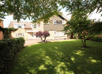 Thumbnail 5 bed detached house for sale in Granville Road, Wigston, Leicester