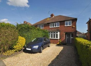 Thumbnail 3 bed semi-detached house to rent in Rydes Avenue, Guildford, Surrey