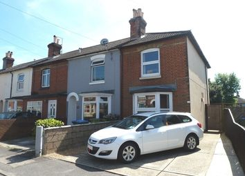 Thumbnail 2 bed end terrace house to rent in Church Road, Southampton