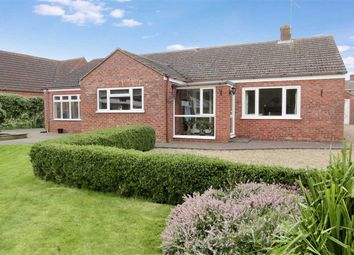 Thumbnail 4 bedroom detached bungalow for sale in Church Street, Great Hale, Sleaford