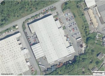 Thumbnail Commercial property for sale in Unit 3, Tafarnaubach Industrial Estate, Tredegar, Blaenau Gwent