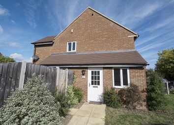 Thumbnail 2 bed end terrace house to rent in Cowley Crescent, Hersham, Walton-On-Thames