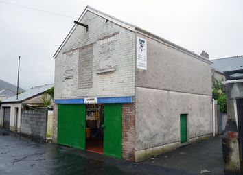Thumbnail Light industrial for sale in Alfred Street, Port Talbot