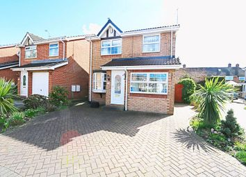 Thumbnail 3 bed detached house for sale in Celandine Close, Hull