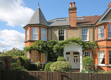 Thumbnail 3 bed flat for sale in Panmuir Road, West Wimbledon