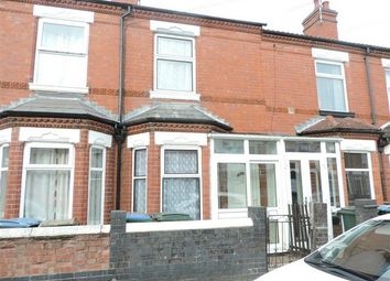 Thumbnail 2 bed terraced house to rent in Kingston Road, Earlsdon, Coventry, West Midlands