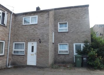 Thumbnail 3 bed end terrace house to rent in St Johns Way, Thetford