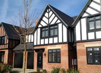 Thumbnail 3 bed terraced house for sale in Kingshurst Gardens, Badsey, Evesham, Worcestershire