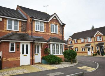 Thumbnail 3 bed end terrace house to rent in Mead Road, Abbeymead, Gloucester