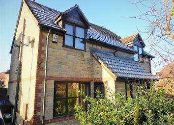 Thumbnail 2 bed semi-detached house for sale in Ladyroyd Croft, Cudworth, Barnsley