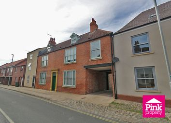 Thumbnail 4 bed terraced house for sale in Beckside, Beverley