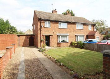 Thumbnail 3 bed semi-detached house for sale in Hazell Avenue, Shrub End, Colchester