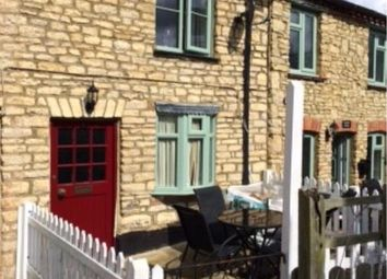 Thumbnail 2 bed cottage to rent in Bridge Street, Thornborough, Buckingham