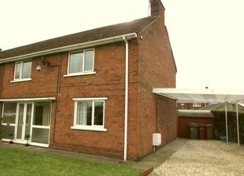Thumbnail 3 bedroom semi-detached house for sale in Swaledale Place, Scunthorpe
