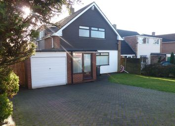 Thumbnail 4 bed detached house to rent in Gloucester Road, Walsall