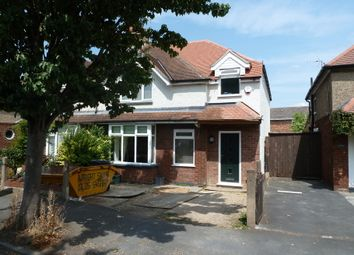 Thumbnail 3 bed semi-detached house for sale in Windermere Road, Longlevens, Gloucester