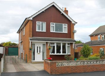 Thumbnail 4 bed detached house for sale in Rolt Crescent, Middlewich