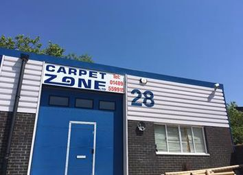 Thumbnail Light industrial to let in 28 Mitchell Close, Segensworth, Fareham, Hampshire