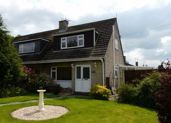 Thumbnail 3 bed semi-detached house to rent in Cherry Orchard, Wotton-Under-Edge, Gloucestershire