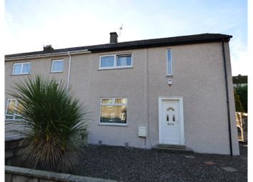 Thumbnail 3 bedroom end terrace house for sale in Balerno Street, Dundee