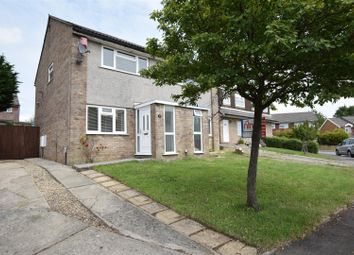 Thumbnail 2 bed semi-detached house for sale in Newgale Close, Barry