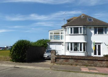 Thumbnail 4 bed detached house for sale in Anscombe Road, West Worthing, West Sussex