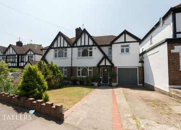 Thumbnail 4 bed semi-detached house for sale in East End Road, London, London