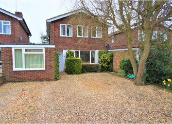 Thumbnail 3 bedroom detached house for sale in Belle Vue Road, Old Basing, Basingstoke